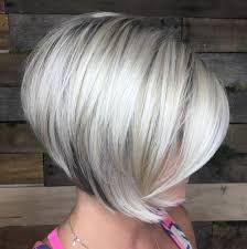 pics of platnium an brown hair styles 50 trendiest short blonde hairstyles and haircuts