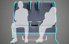 siege d avion morph le siège d avion adaptable à la taille des passagers kelbillet