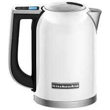 Kitechaid Kitchenaid Electric Kettle 1 7l White Electric Kettles