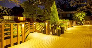 the best lighting techniques for your landscape garden light led