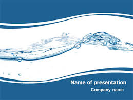 Water Powerpoint Templates by Water Powerpoint Template Water Powerpoint Templates And