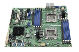 amazon com intel server board s2400sc2 ssi ceb ddr3 1600