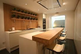 kitchen design breakfast bar kitchen accessories modern large one wall kitchen design with 2