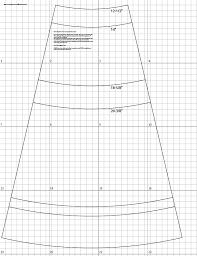 janelwashere simple skirt shape