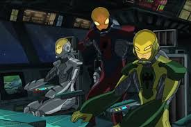 spidey space latest ultimate spider man clip
