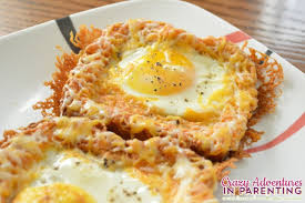 How To Cook A Potato In A Toaster Oven Cheesy Baked Egg Toast Crazy Adventures In Parenting