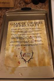 interior design game of thrones theme party decorations