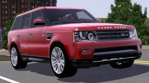 land rover 2011 fresh prince creations sims 3 2011 land rover range rover sport