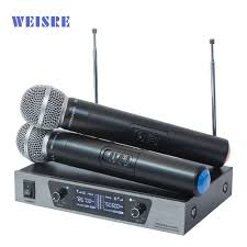 small tiny portable high sensitive wireless microphone cheap