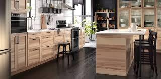does ikea wood kitchen cabinets ash kitchen cabinets torhamn series ikea