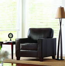Home Decorators Collection Brexley Leather Club Chair $94 with