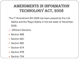 sections in law it act 2000 law