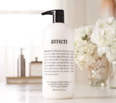 philosophy 32 oz amen men s shower gel page 1 qvc com