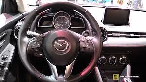 mazda interior 2016 2016 mazda 2 diesel interior walkaround 2015 frankfurt motor