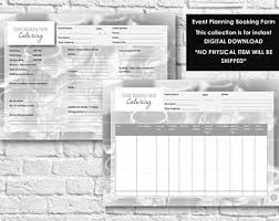 event planning etsy