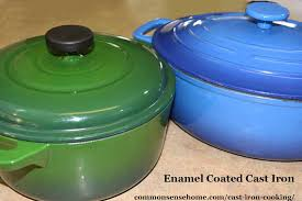 cast iron enamel cookware cast iron cooking what you need to know care and cooking tips