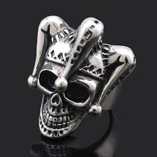 modern skeleton ring holder images Joker 39 s wild skull ring skull dragon mafia jpg