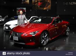 toyota international tokyo japan 16th mar 2017 toyota motor u0027s luxury car brand