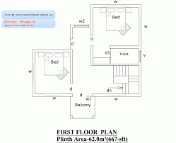500 sq ft house plan sq ft plans kerala arts floor for topdian style vibrant