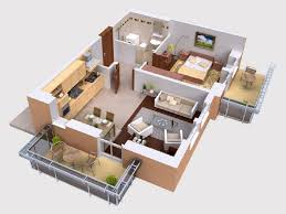 3d apartment design home design excellent 3d studio apartment