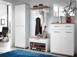 garderobenschrank design moderner schuhschrank garderobenschrank weiß sonoma eiche dekor