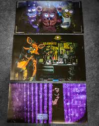 five nights at freddy u0027s posters 2 0 links below by gold94chica