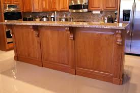 kitchen island with corbels corbels for kitchen island after backing and corbels are added wow