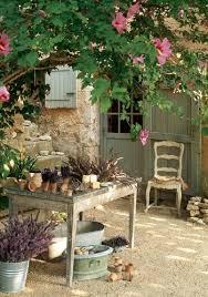 jardin garden shabby chic rustico zinc madera garden patio