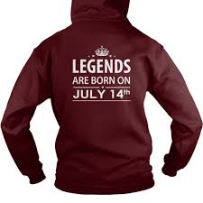 sermon on birthday thanksgiving birthday july 14 copy legends are born in tshirt hoodie shirt