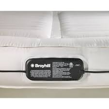 Air Mattress Sofa Bed by Broyhill Lux Aire Adjustable Air Bed Mattress With Built In Pump