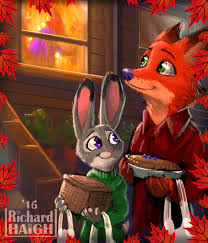 image happy thanksgiving happy thanksgiving zootopia by pen mark on deviantart