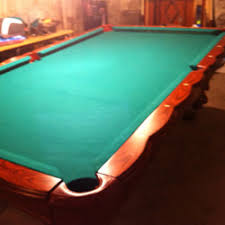 Gandy Pool Table Prices by Used Pool Tables New Pool Tables Refelt Pool Tables