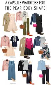over 40 work clothing capsule a capsule wardrobe for the pear body shape 40plusstyle com