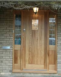 Solid Timber Front Door by Hardwood Front Doors With Glass Home Design Inspirations