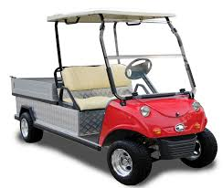 electric utility vehicles utility storage trunk golf car series xiamen dalle new energy