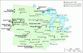 Kansas national parks images Grolier online atlas