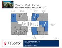 lease office space in central park tower on 2350 airport fwy in