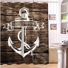 bathroom nautical bathroom decor shower curtains anchor bathroom