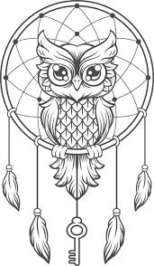 192 best digital owls images on pinterest drawings coloring