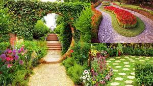 Sidewalk Garden Ideas Most Beautiful Flower Beds Along Sidewalks Design Front Yard