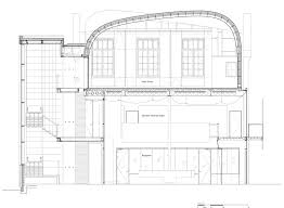 Dance Studio Floor Plan Siobhan Davies Dance Studios Sarah Wigglesworth Architects