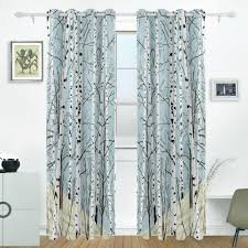 Panel Curtain Room Divider by Grommet Panel Curtains For Bedroom Promotion Shop For Promotional