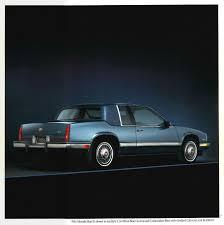 curbside classic 1986 cadillac eldorado u2013 a swing and a miss