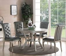 round dining room sets ebay