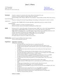 resume cover letter example of hospital housekeeping templates
