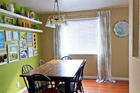 craftastical curtains in my kitchen