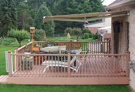 Retractable Awning For Deck Retractable Awnings Affordable Tent And Awnings Pittsburgh Pa