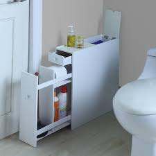 white wood bathroom floor cabinet free shipping today