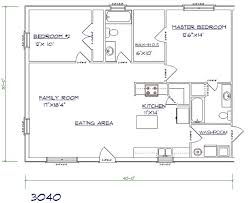 kitchen family room floor plans best 25 2 bedroom floor plans ideas on small house