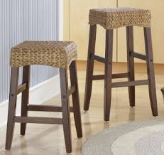 Pottery Barn Bar Stools Pottery Barn Seagrass Backless Barstool Copycatchic
